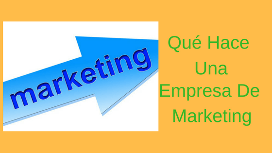 empresa de marketing