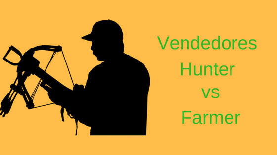 Vendedores Hunter vs Farmer
