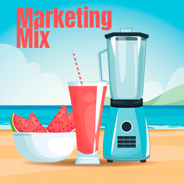 marketing mix ejemplo