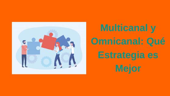 multicanal y omnicanal