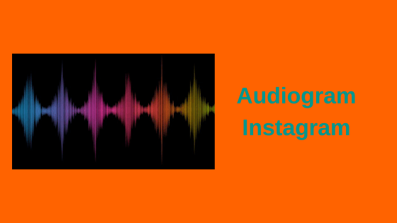 Audiogram Instagram